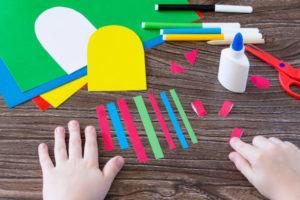 летние занятия в центре детского досуга