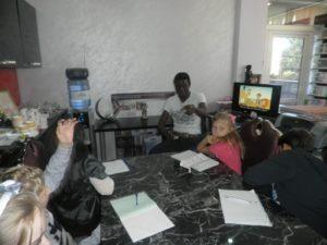занятия в клубе английского языка