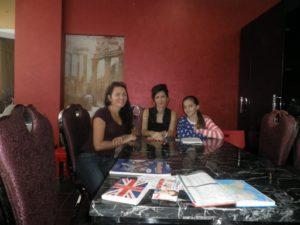 разговорный английский изучаем в клубе
