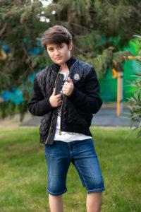 Famous Star Kids журнал отбирает моделей в Сочи