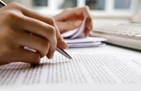 как написать доклад правильно
