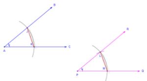 построение геометрических фигур