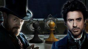 Польза шахмат для стимуляции умственной деятельности использована в качестве сюжета Конан Дойлем. Все умные люди играют в шахматы!