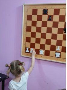 Обучение игре в шахматы можно совместить с началом подготовки к школе. Результаты будут отличными.