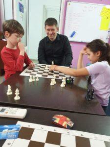 спортивная школа по шахматам