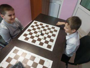 школа игры в шахматы
