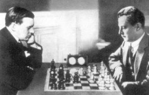 Матч века, когда букмекеры принимали ставки только на действующего чемпиона Капабланку, потому что Алехин никогда ранее у него не выигрывал.