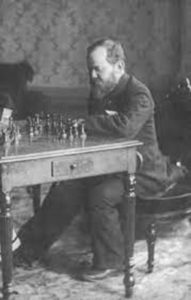 Первый чемпион мира по шахматам Вильгельм Стейниц