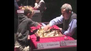 Магнус Карлсен: на арену выходят юные гении