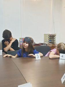 детский психологический тренинг