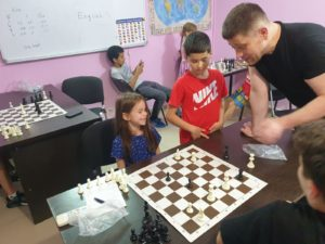 школа шахмат в Сочи
