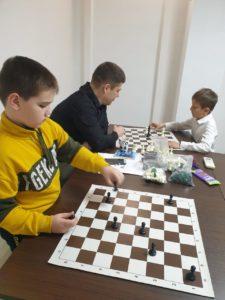 школа шахмат работает ежедневно